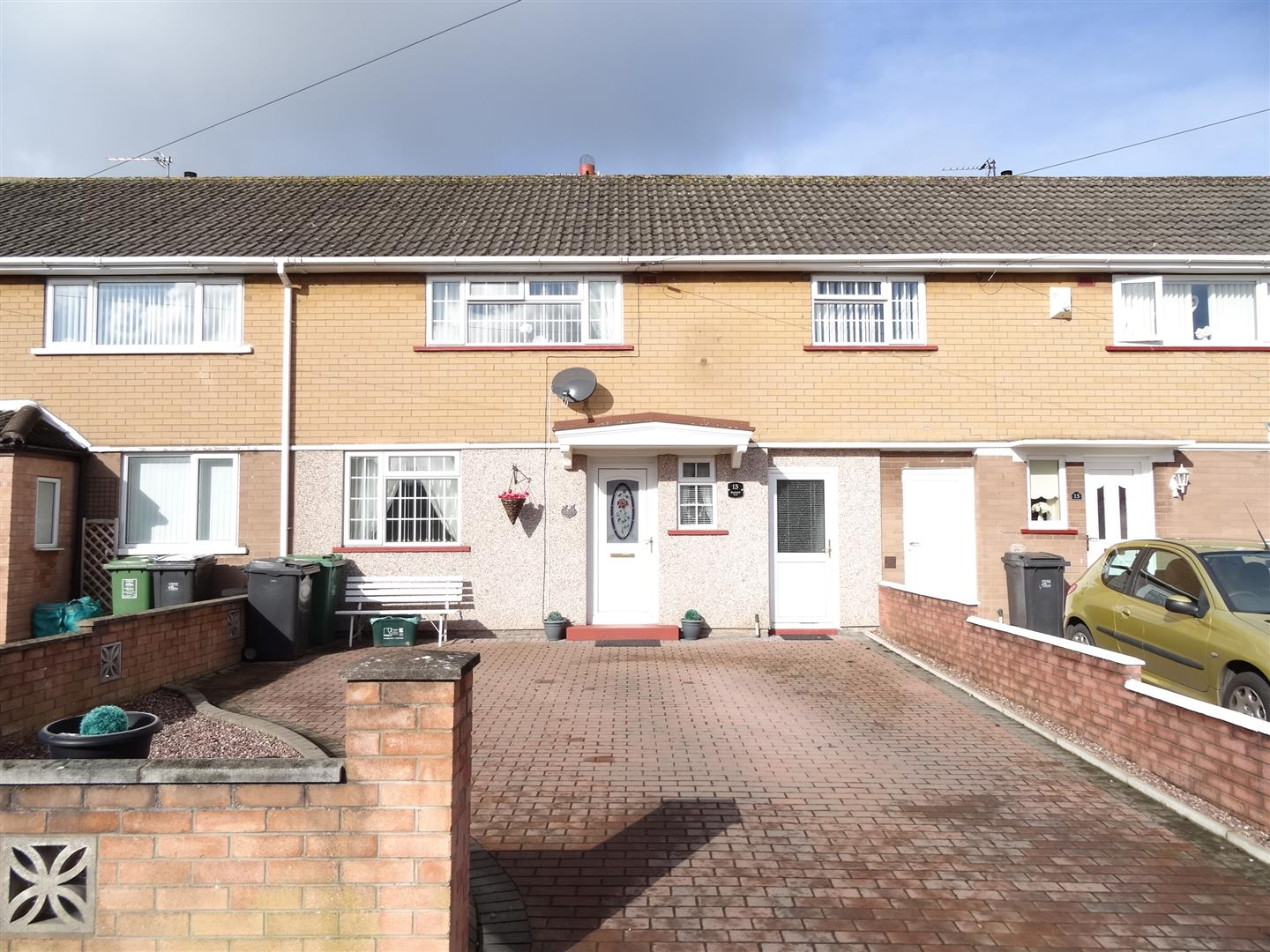 13 Rashdall Road Carlisle 3 Bedrooms House - Terraced For Sale