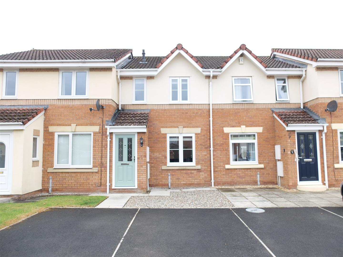 10 Moorside Drive Carlisle 2 Bedrooms House - Terraced For Sale