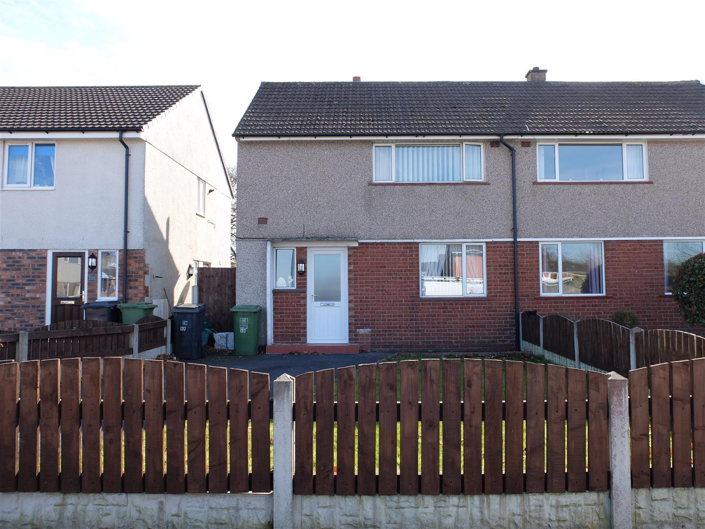 137 Wigton Road Carlisle 2 Bedrooms House - Semi-Detached For Sale
