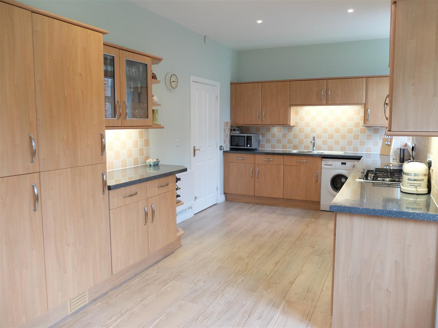 4 Oval Court Carlisle 3 Bedrooms House - Mid Terrace For Sale 180,000