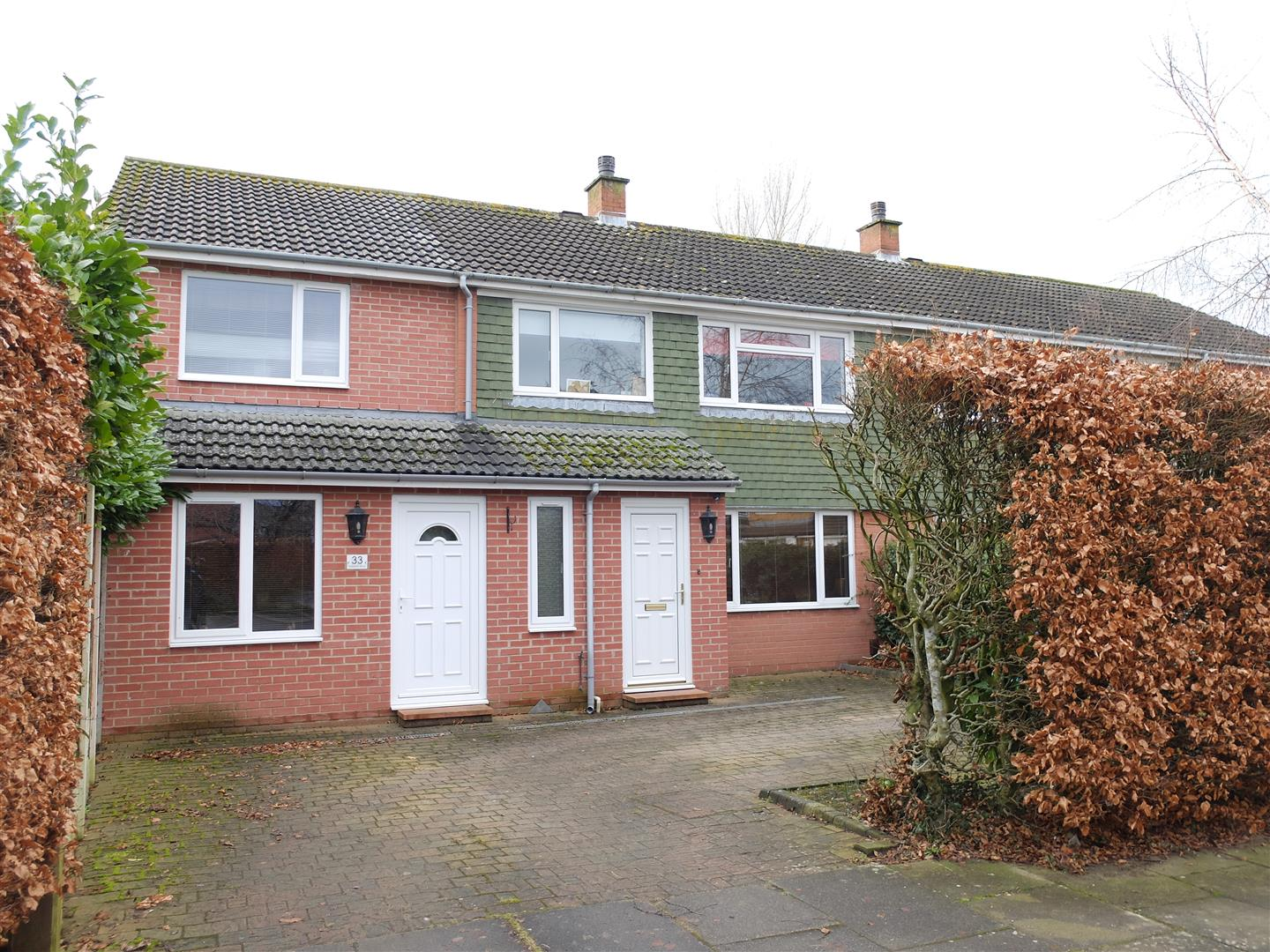33 Naworth Drive Carlisle 4 Bedrooms House - Semi-Detached For Sale