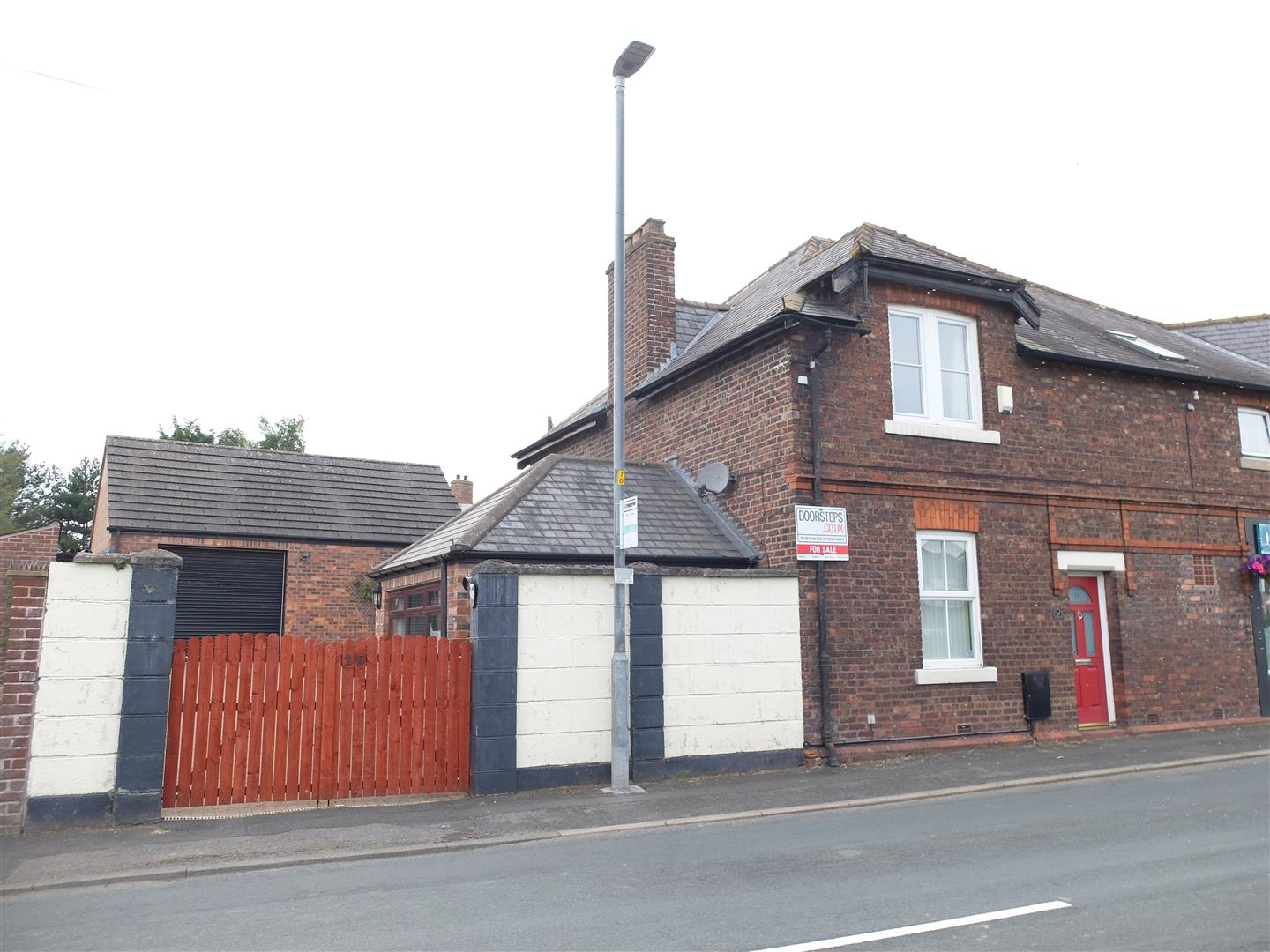 26 The Green Carlisle 2 Bedrooms House - End Terrace For Sale
