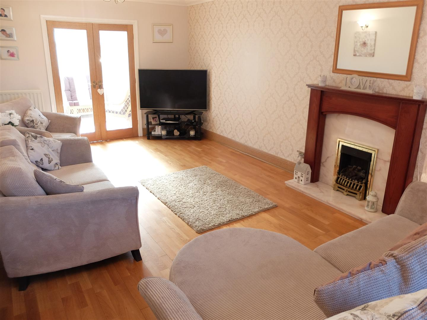 4 Bedrooms House - Semi-Detached For Sale 15 Hespek Raise Carlisle