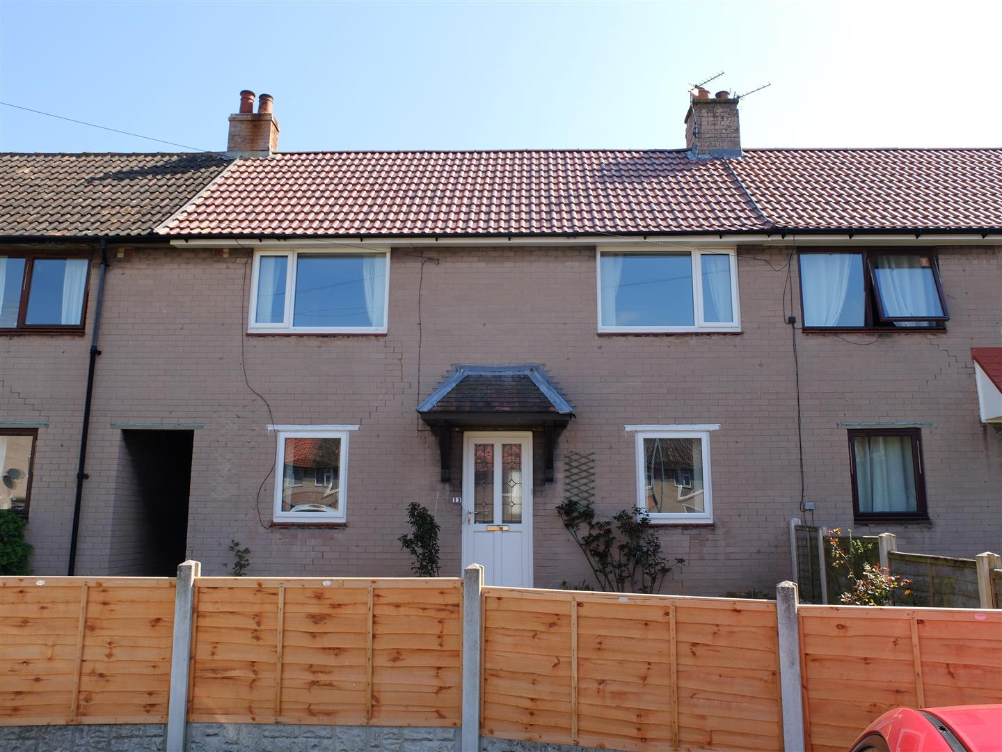 13 Ridgemount Road Carlisle 3 Bedrooms House - Mid Terrace For Sale