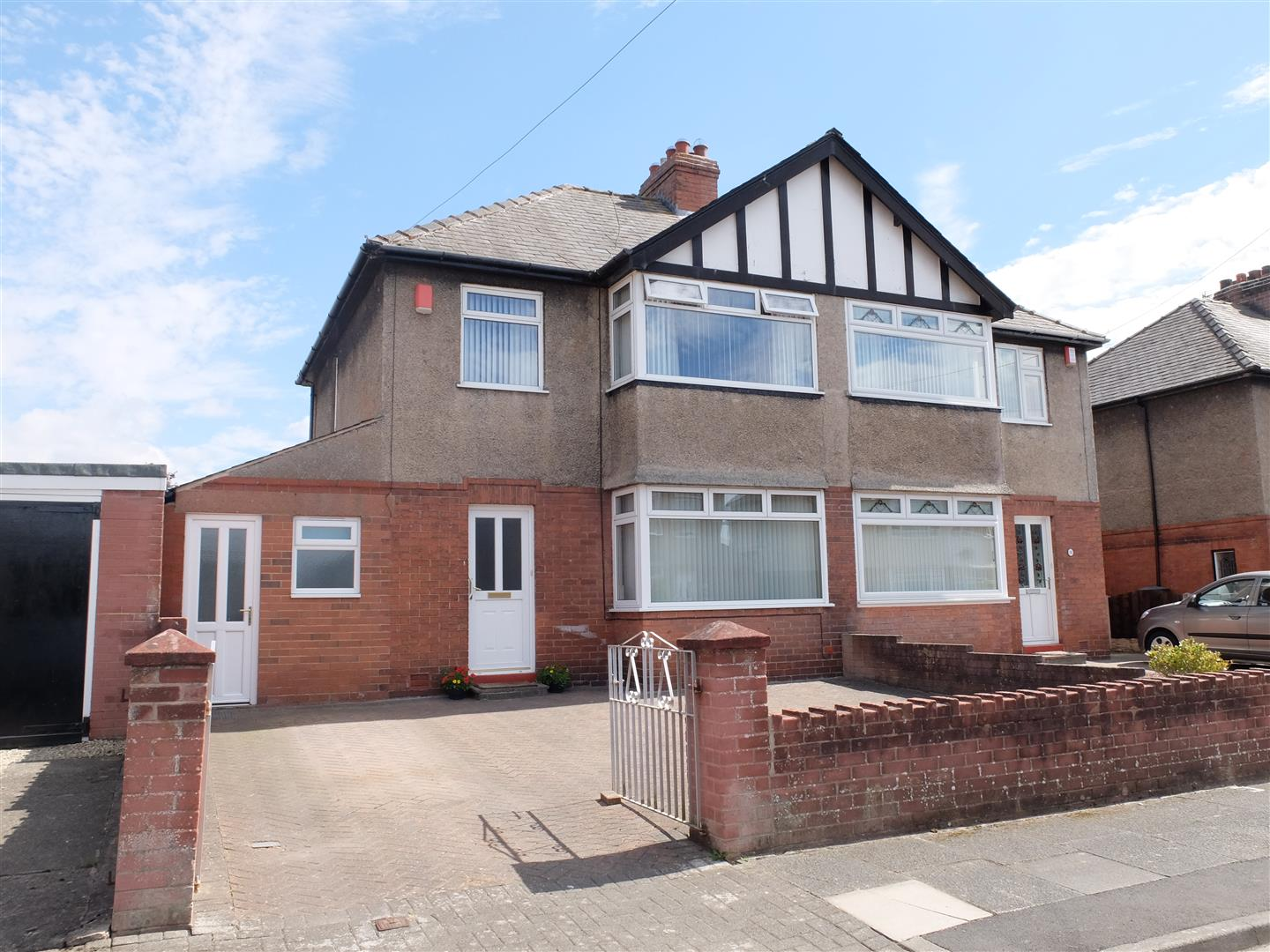 1 Newlands Road Carlisle 3 Bedrooms House - Semi-Detached For Sale