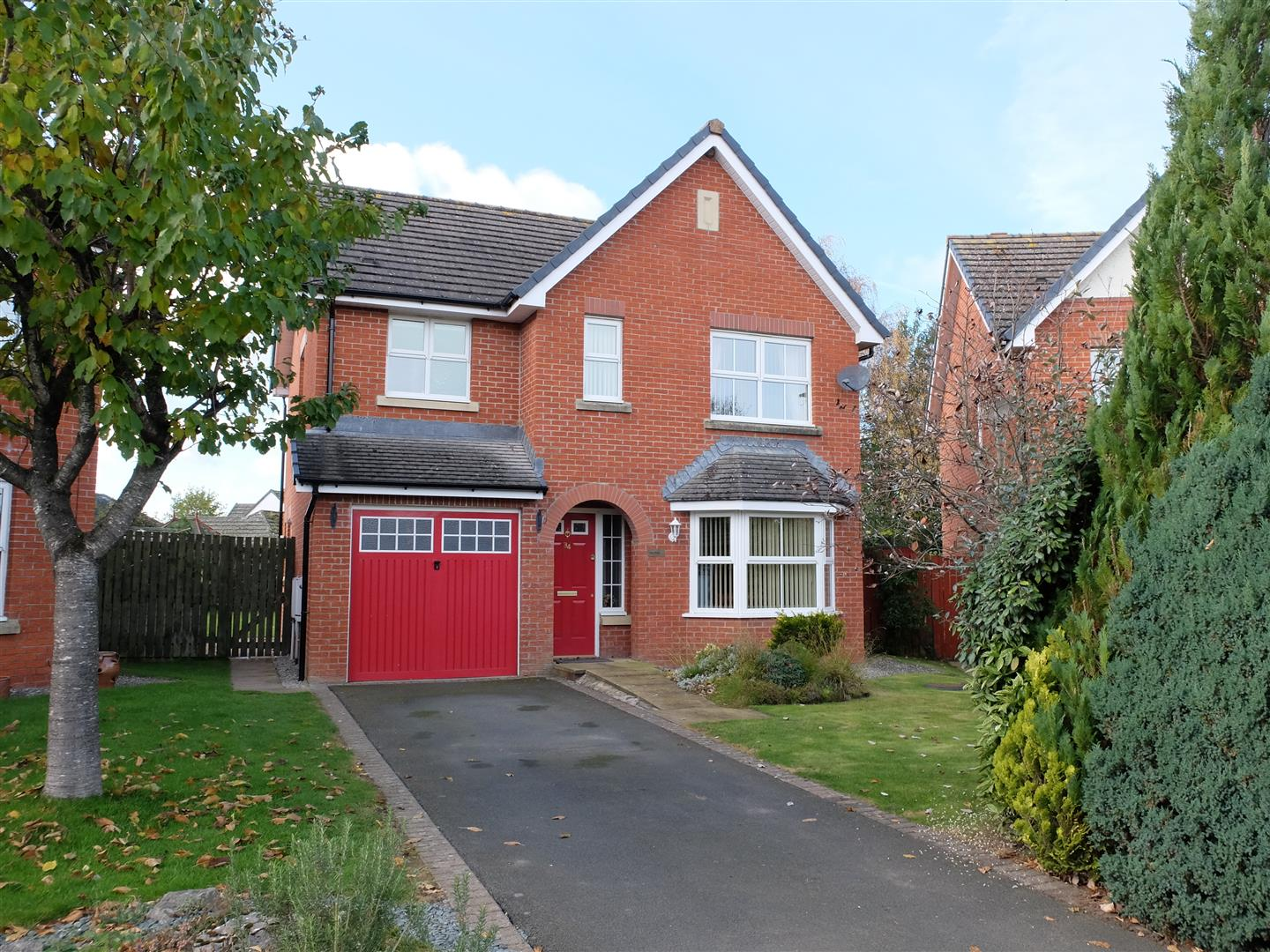 34 The Paddocks Carlisle 4 Bedrooms House - Detached For Sale