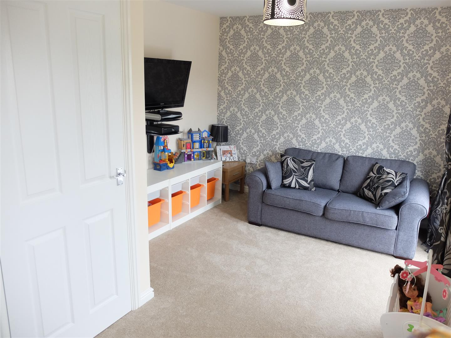 4 Bedrooms House - Townhouse For Sale 16 Tramside Way Carlisle 38,000