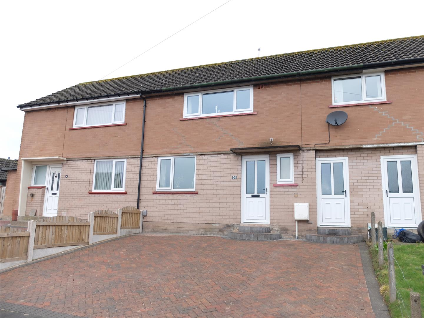 24 Bannisdale Way Carlisle 3 Bedrooms House - Terraced For Sale