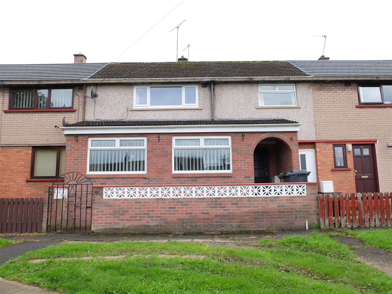 12 Hillary Grove Carlisle 4 Bedrooms House - Terraced For Sale