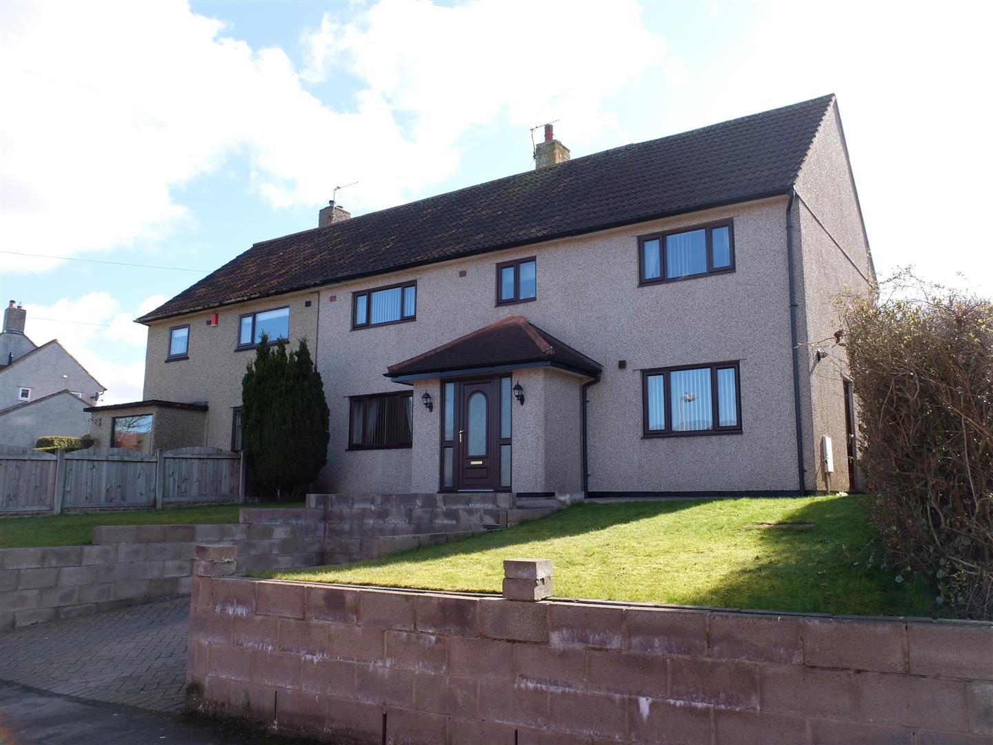 15 Hespek Raise Carlisle 4 Bedrooms House - Semi-Detached For Sale