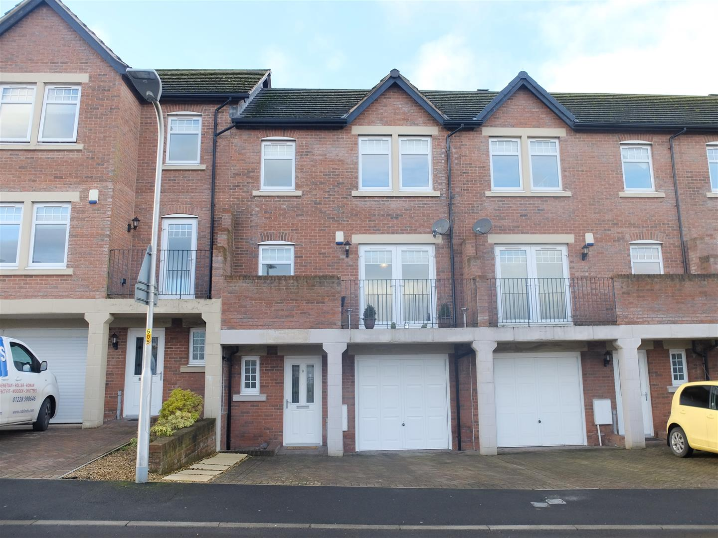 9 Turnstone Drive Carlisle 4 Bedrooms House - Townhouse For Sale