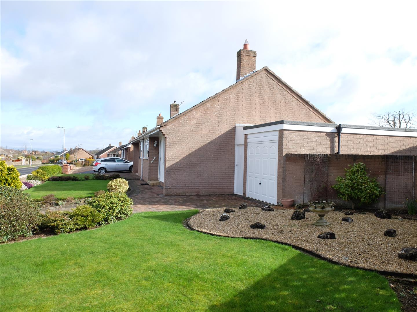 2 Bedrooms Bungalow - Semi Detached On Sale 2 Farbrow Road Carlisle 150,000