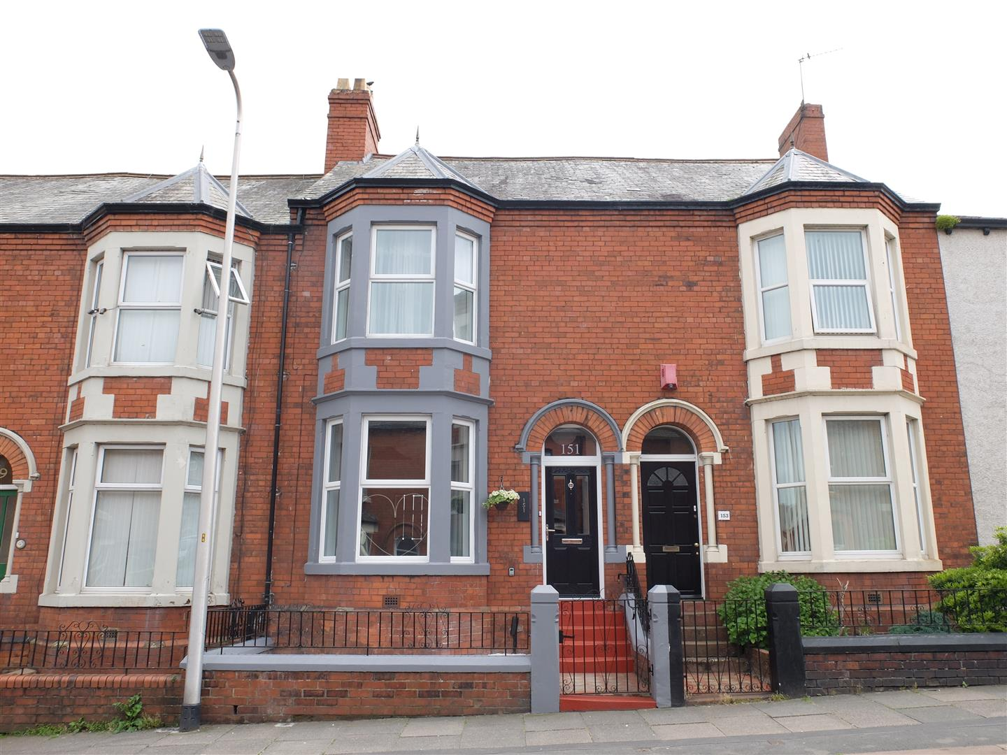 151 Blackwell Road Carlisle 4 Bedrooms House - Terraced For Sale