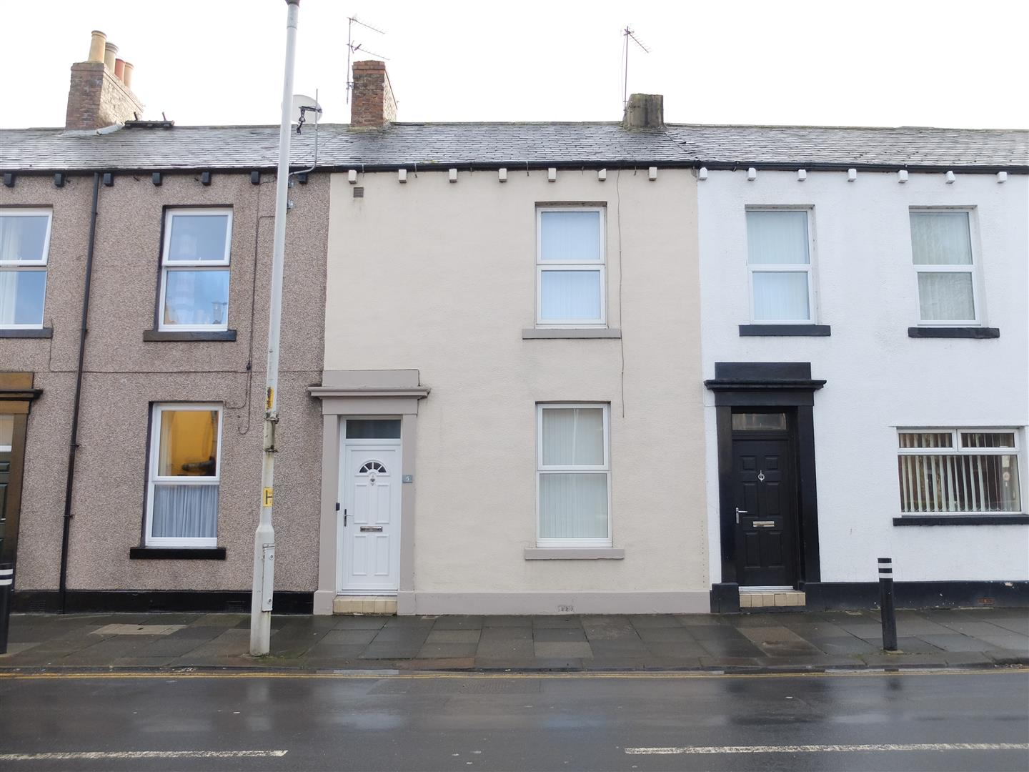 5 Norfolk Street Carlisle 2 Bedrooms House - Terraced For Sale