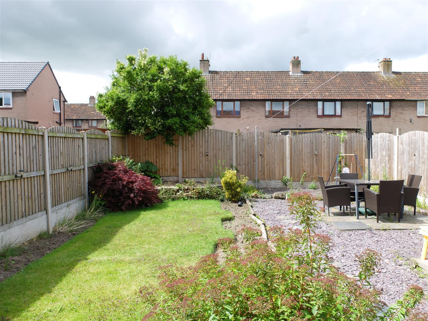 3 Bedrooms House - Mid Terrace For Sale 10 Dalegarth Avenue Carlisle