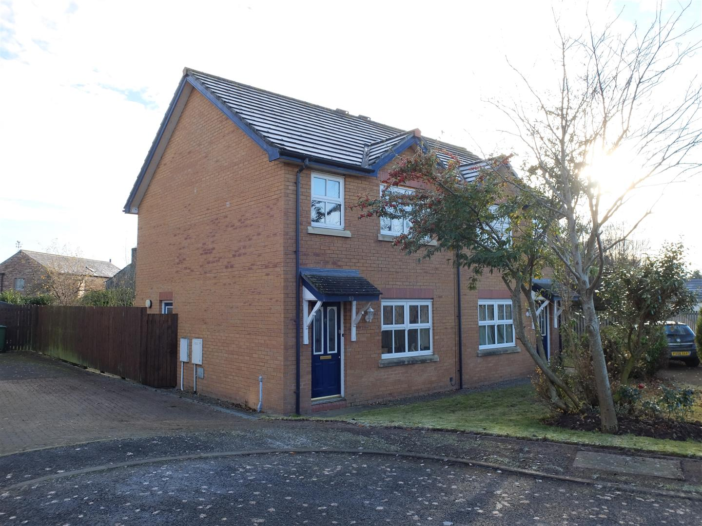 59 The Paddocks Carlisle 3 Bedrooms House - Semi-Detached For Sale