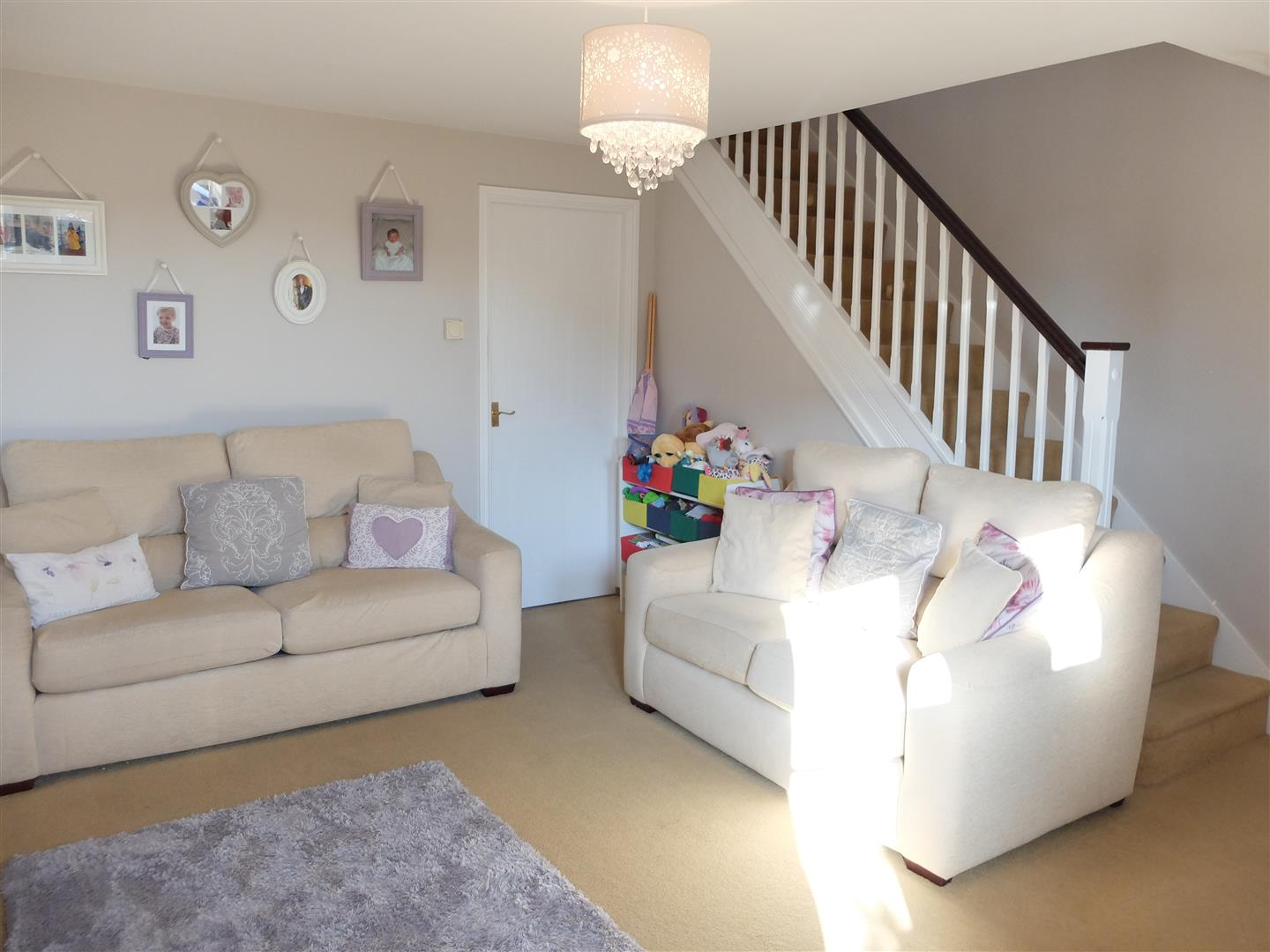 3 Bedrooms House - Mid Terrace On Sale 136 Valley Drive Carlisle