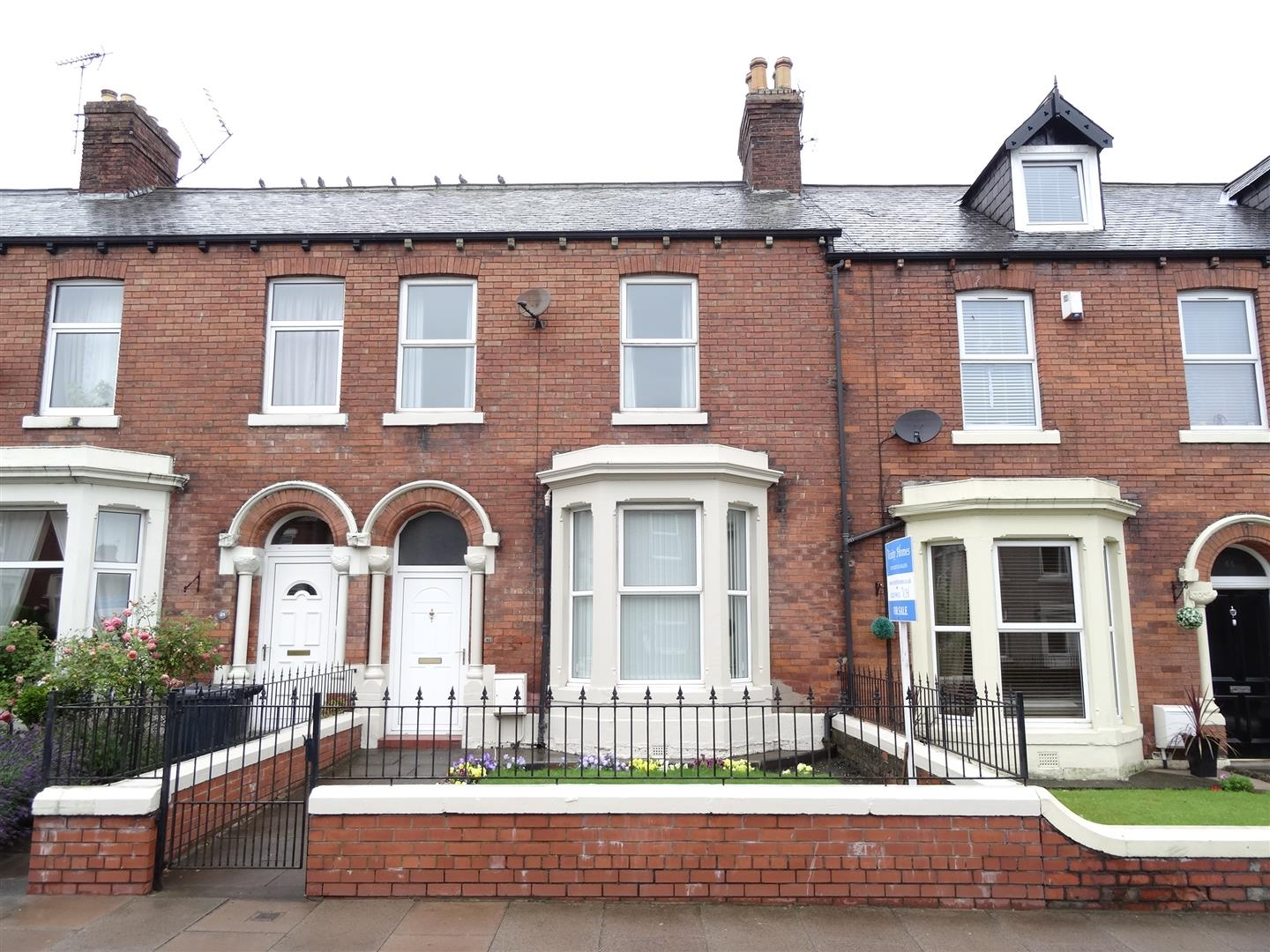46 Dalston Road Carlisle 3 Bedrooms House - Terraced For Sale