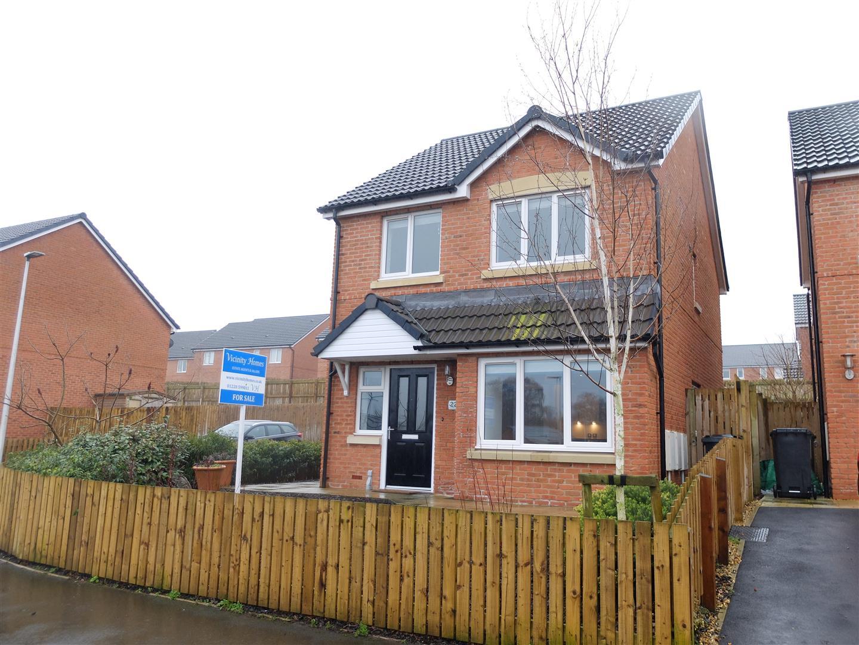 22 Edward Boyle Close Carlisle 3 Bedrooms House - Detached For Sale
