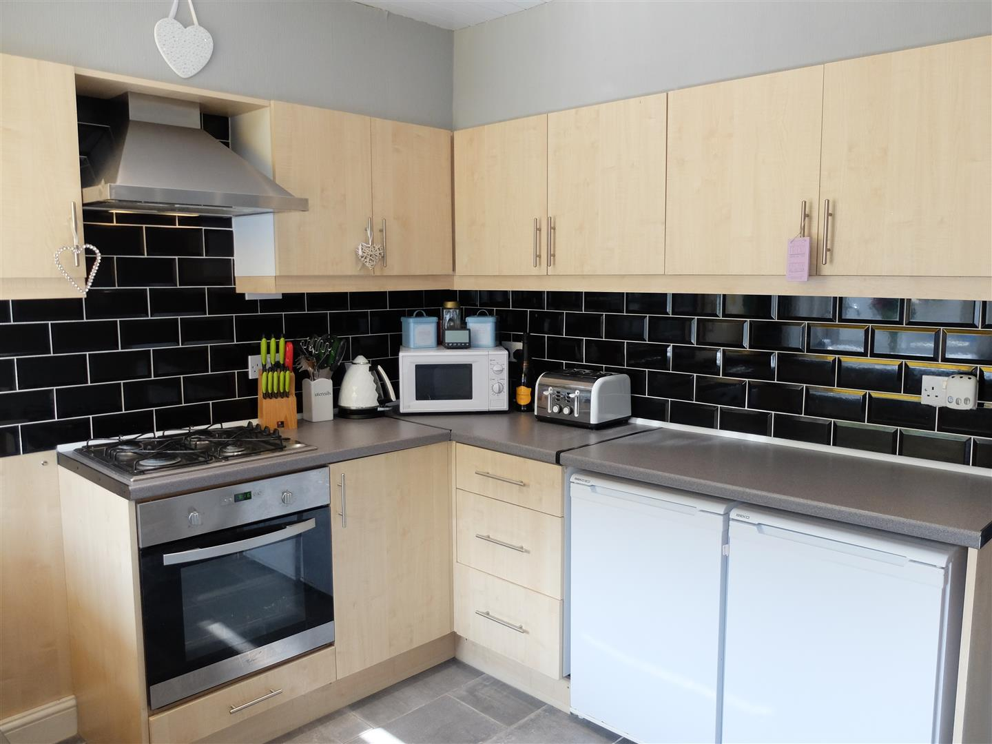 17 East Nelson Street Carlisle 2 Bedrooms House - Mid Terrace On Sale