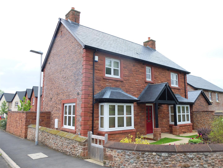 2 Bishops Way Carlisle 4 Bedrooms House - Detached For Sale