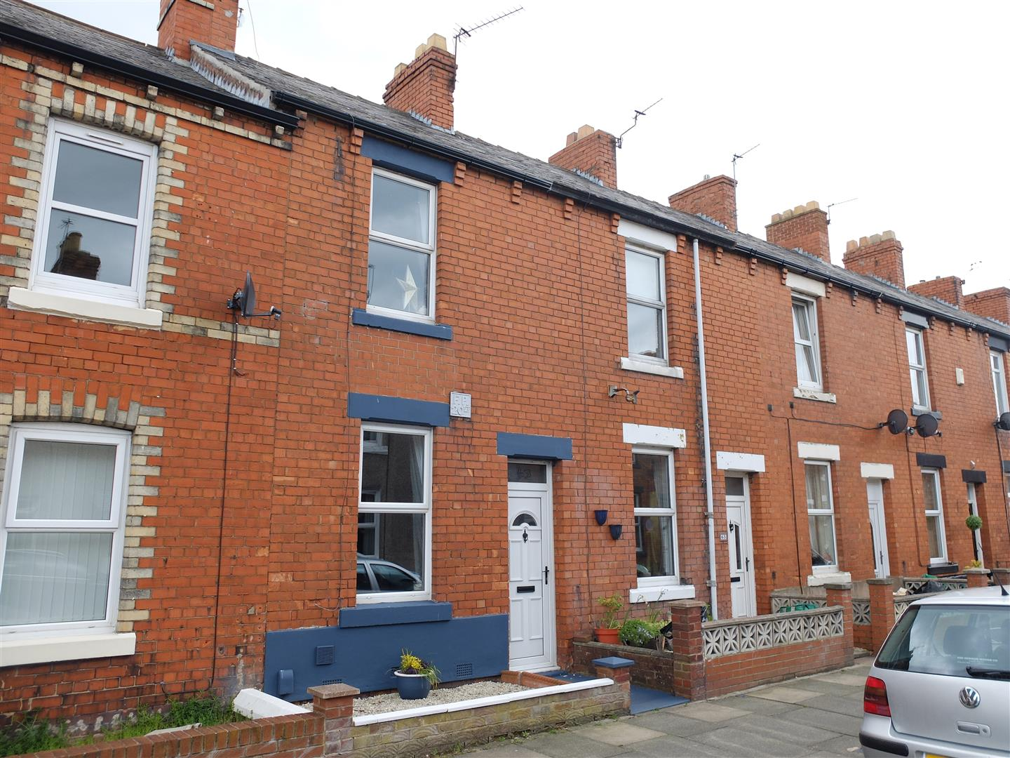 63 Sybil Street Carlisle 2 Bedrooms House - Terraced For Sale