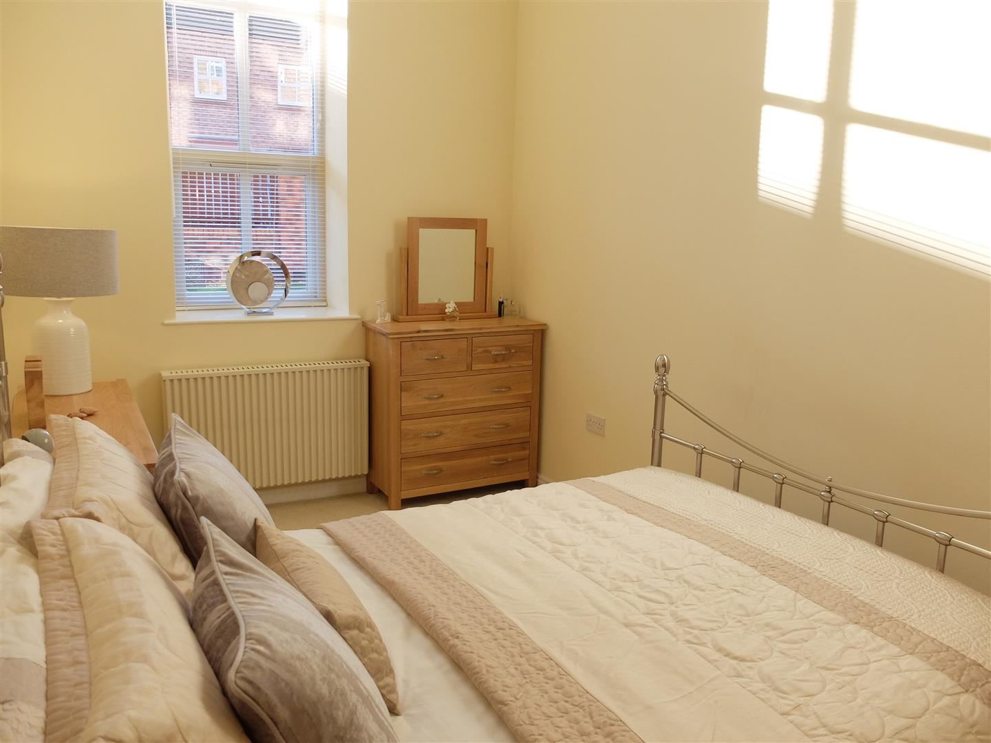 Flat 12, Waterside House Denton Mill Close Carlisle 1 Bedroom Flat For Sale 79,995