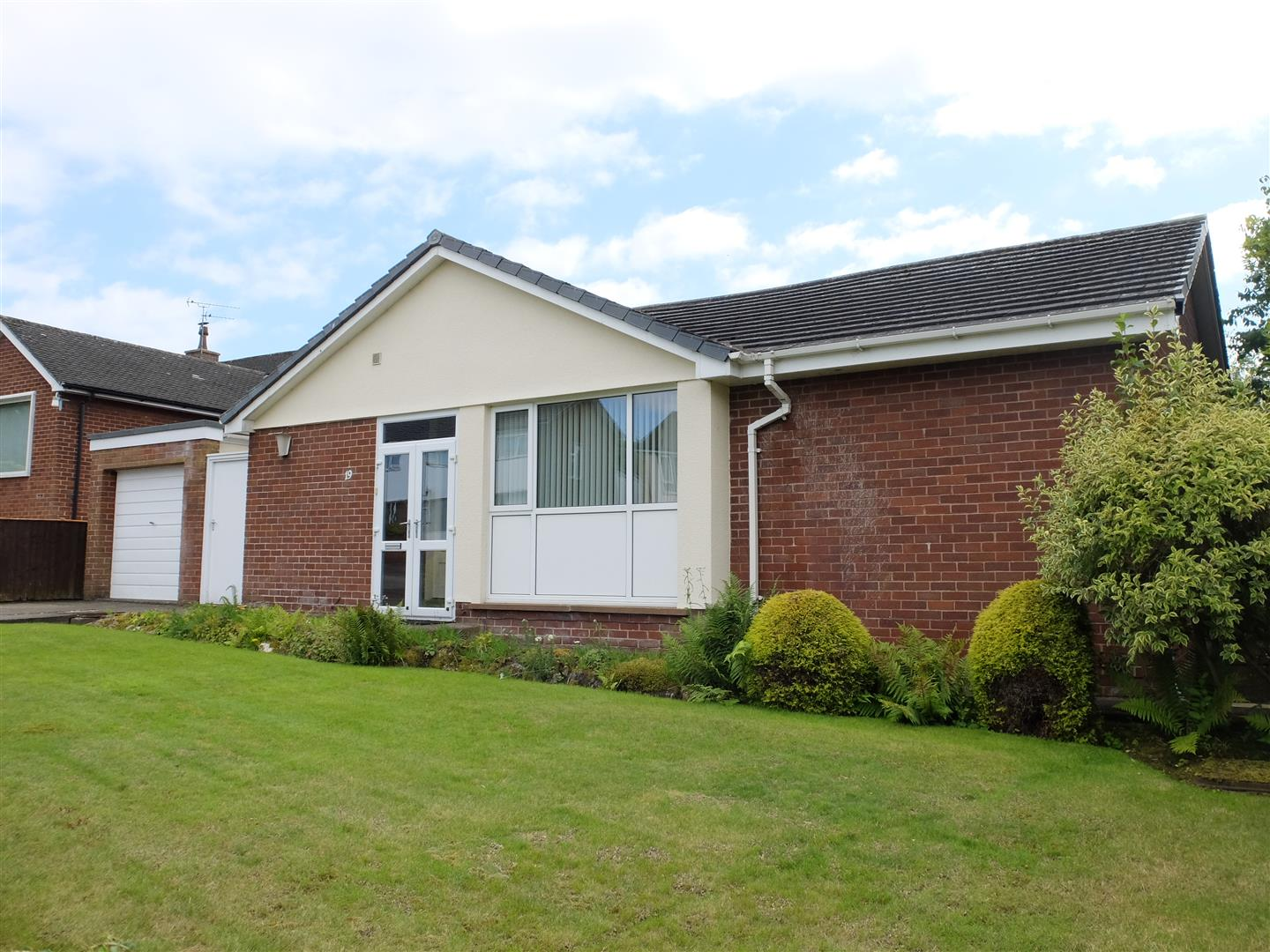 19 Carlton Gardens Carlisle 3 Bedrooms Bungalow - Detached For Sale