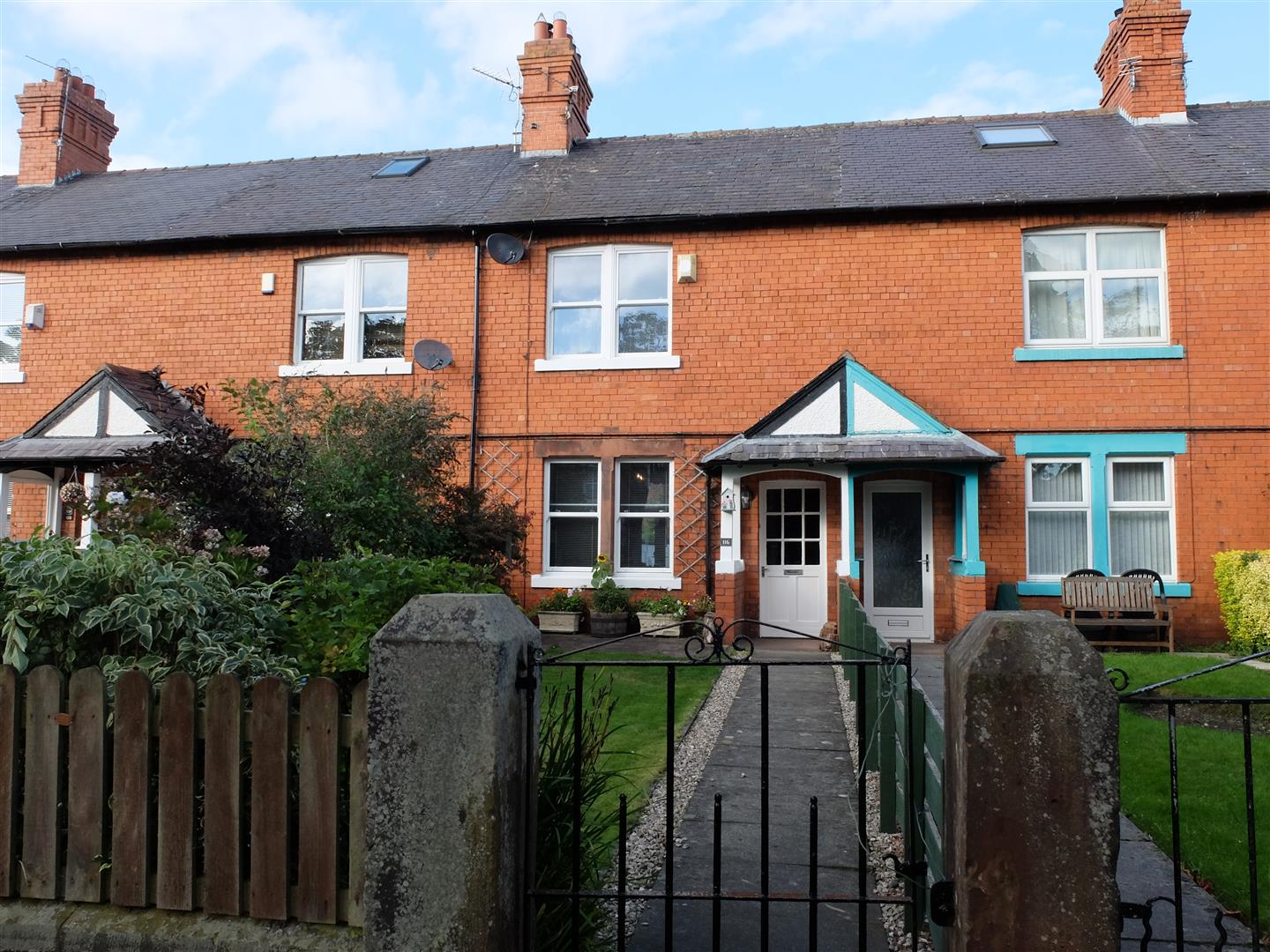 116 Newtown Road Carlisle 3 Bedrooms House - Mid Terrace For Sale