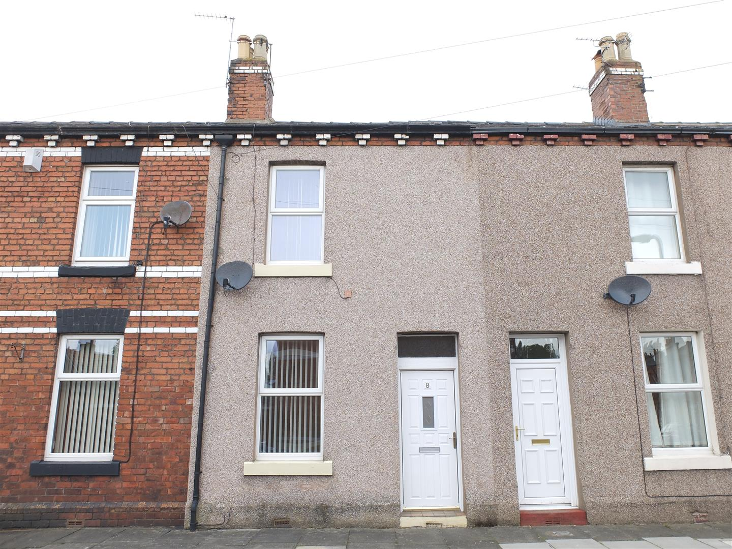 8 Melrose Terrace Carlisle 2 Bedrooms House - Mid Terrace For Sale