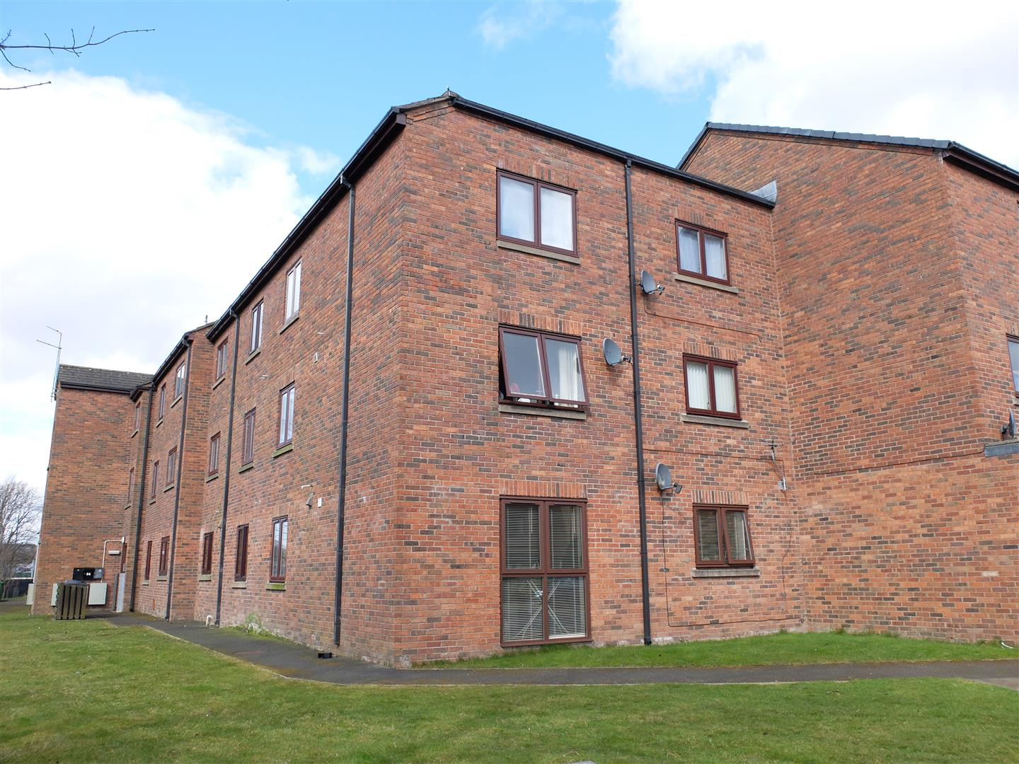 50 Caldew Maltings Bridge Lane Carlisle 1 Bedroom Flat For Sale