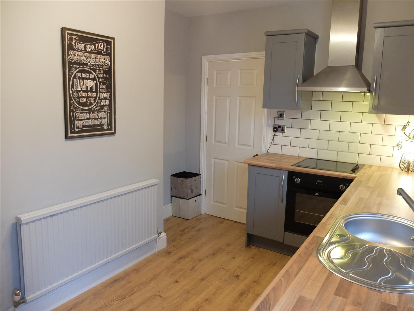43 Currock Road Carlisle 4 Bedrooms House - Terraced For Sale 149,999