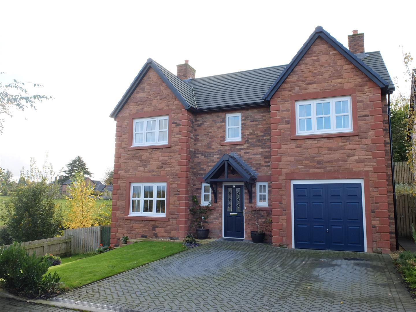 18 Alders Edge Carlisle 4 Bedrooms House - Detached For Sale