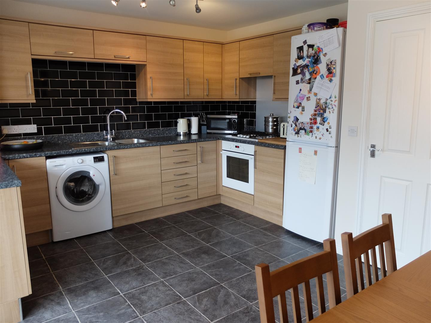 4 Bedrooms House - Townhouse On Sale 16 Tramside Way Carlisle