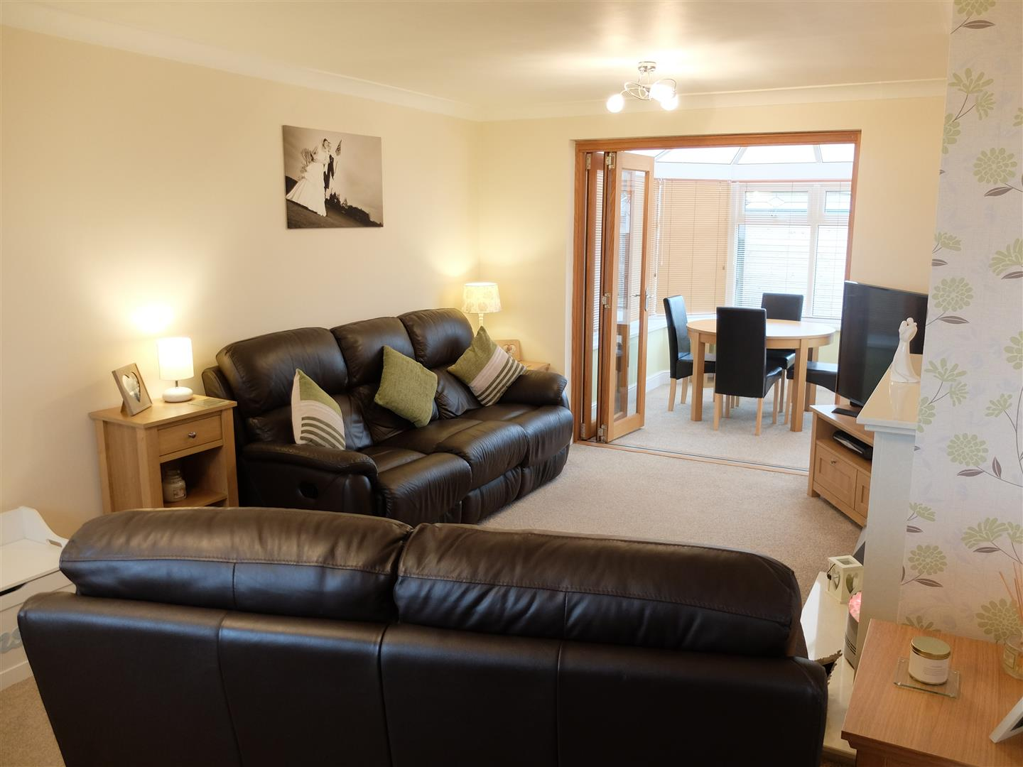 16 Troutbeck Drive Carlisle 2 Bedrooms House - Mid Terrace For Sale 117,995