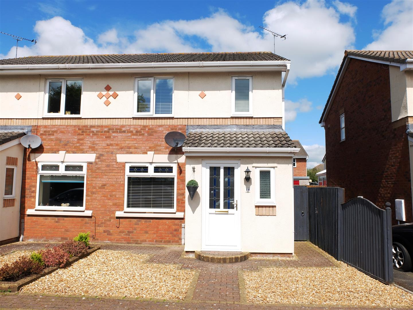 18 Whimbrel Drive Carlisle 3 Bedrooms House - Semi-Detached For Sale