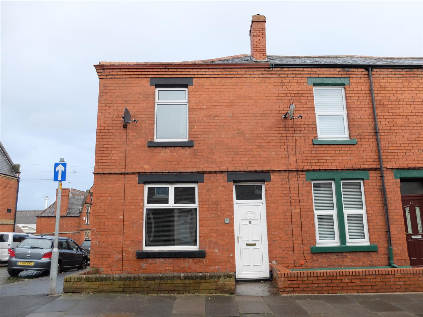 14 Ashley Street Carlisle 2 Bedrooms House - End Terrace For Sale