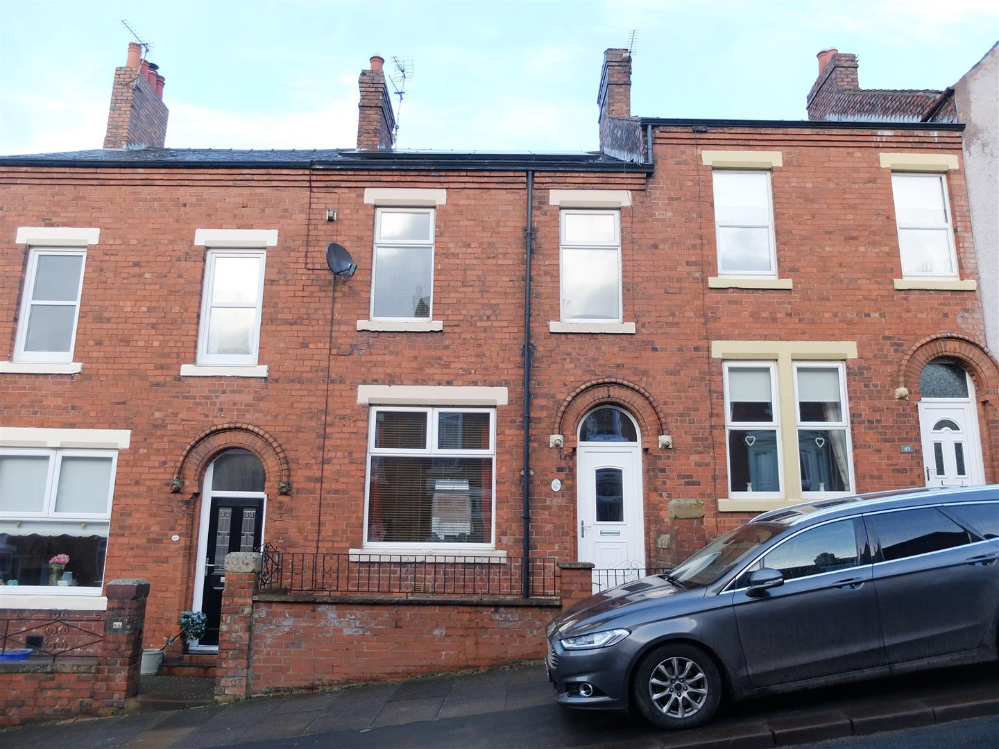 47 Herbert Street Carlisle 3 Bedrooms House - Mid Terrace For Sale