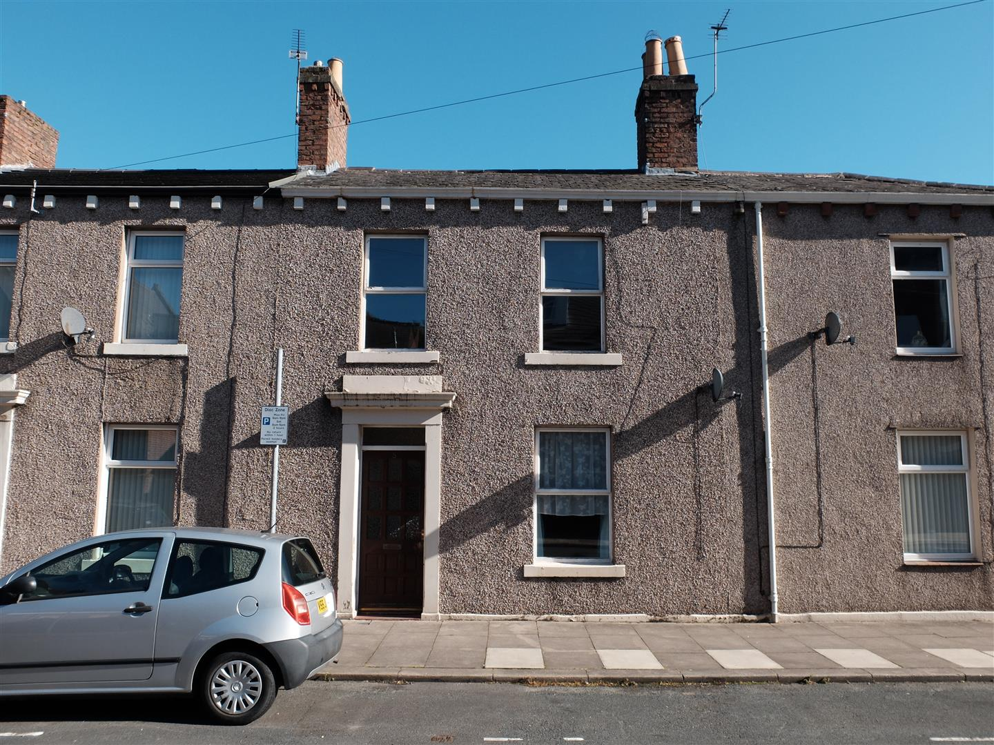 5 Silloth Street Carlisle 2 Bedrooms House - Terraced For Sale