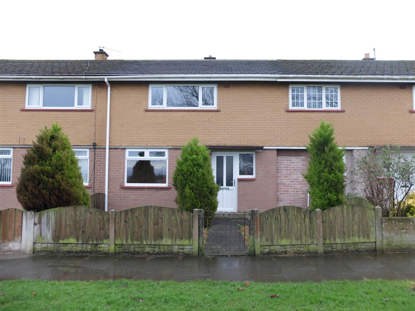 16 Troutbeck Drive Carlisle 2 Bedrooms House - Mid Terrace For Sale