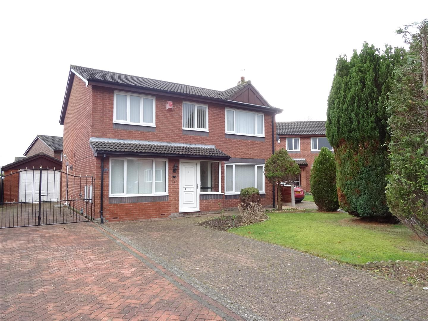 21 Wentworth Drive Carlisle 4 Bedrooms House - Detached For Sale