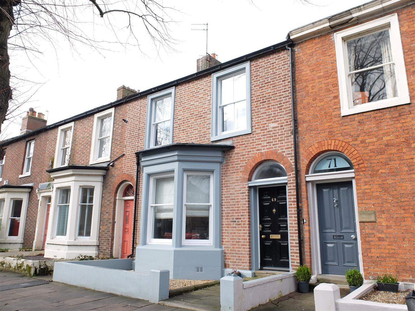 69 Warwick Road Carlisle 4 Bedrooms House - Terraced For Sale