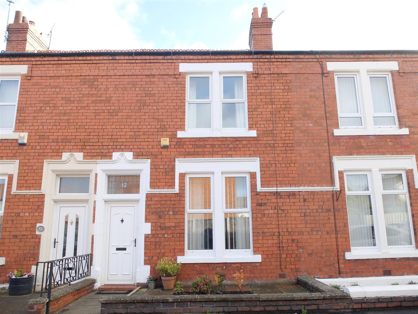 12 Caldew Street Carlisle 3 Bedrooms House - Terraced For Sale