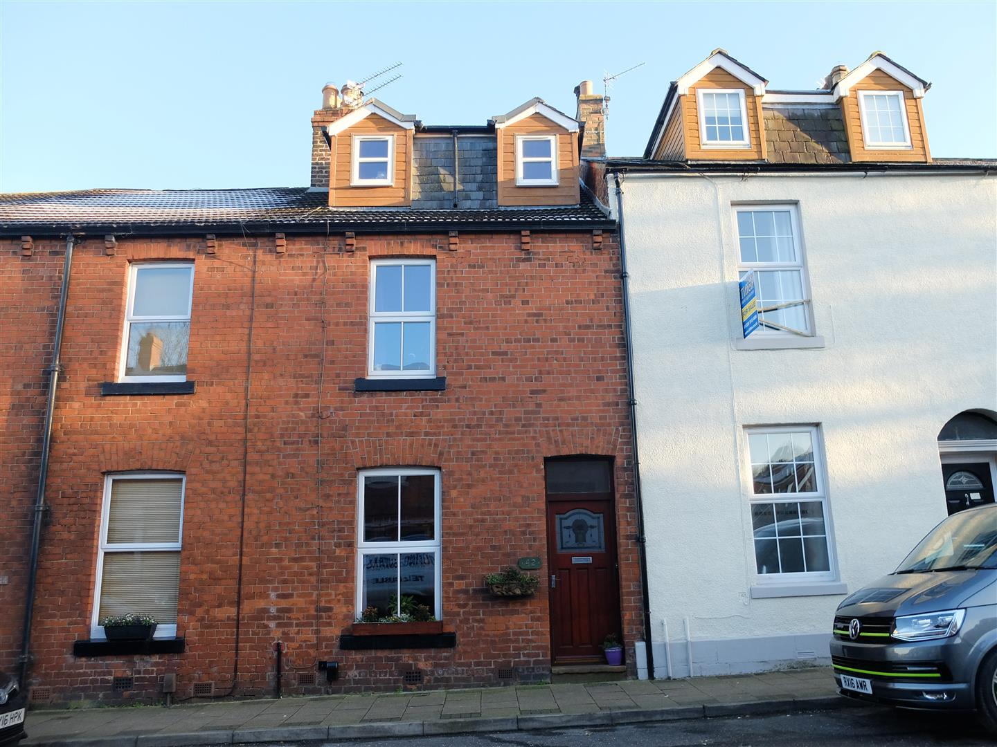 42 Eden Street Carlisle 4 Bedrooms House - Mid Terrace For Sale