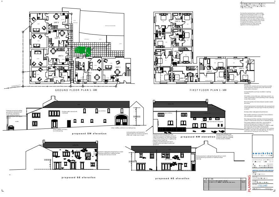 Harlequin Building Meeting House Lane Wigton For Sale