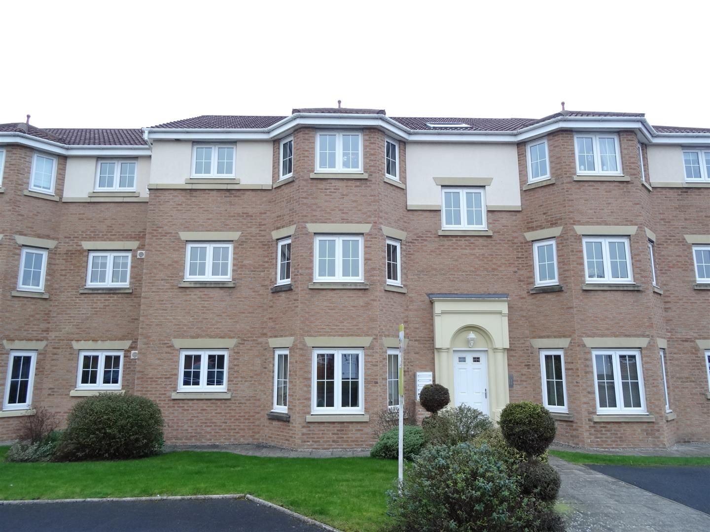 116 Watermans Walk Carlisle 2 Bedrooms Flat For Sale