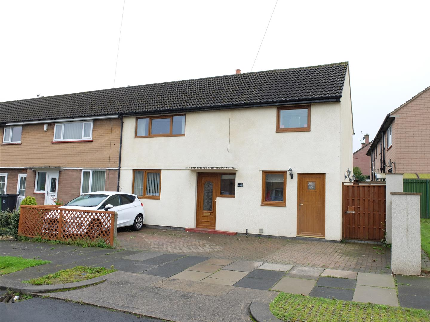 22 Rosehill Drive Carlisle 3 Bedrooms House - Semi-Detached For Sale