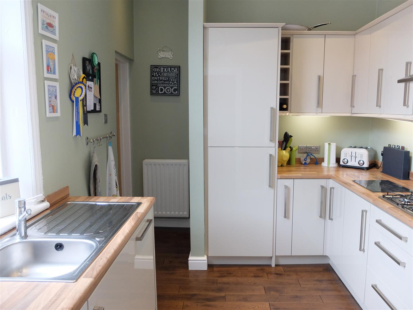 2 Ruthella Street Carlisle 2 Bedrooms House - End Terrace For Sale