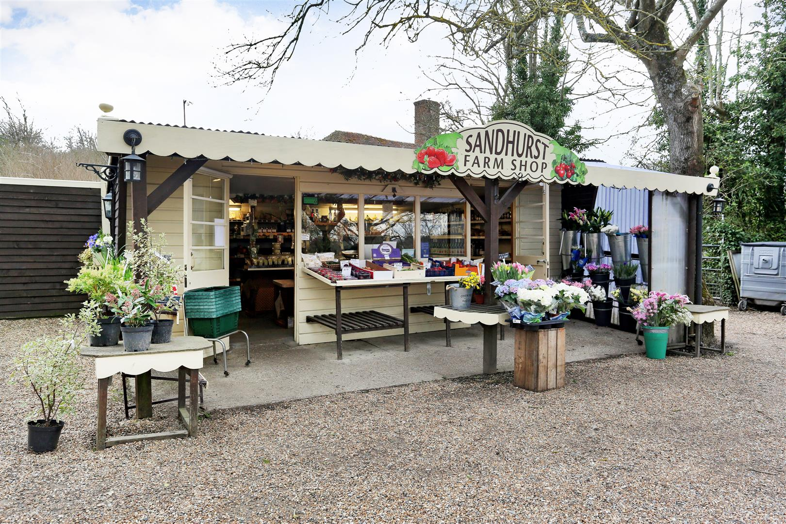 Sandhurst Farm Shop Queen Street Sandhurst Cranbrook