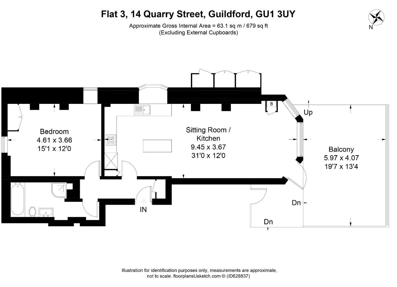 14 Quarry Street Guildford Collins Guildford